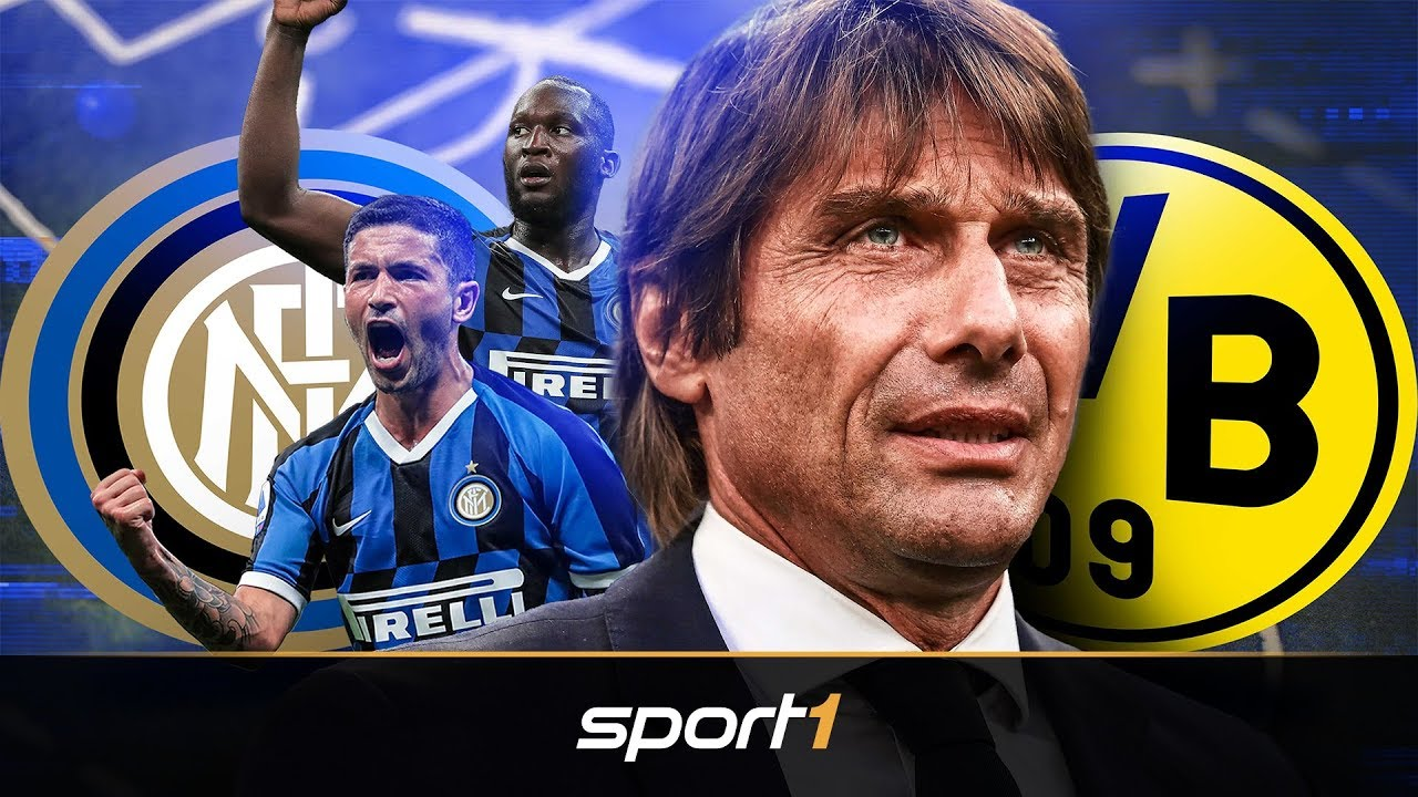 So spielt Dortmunds CL-Gegner Inter Mailand | SPORT1