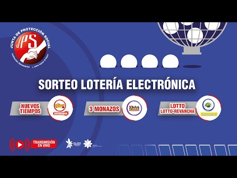 Sorteo Nuevos Tiempos Reventados 18778, 3 Monazos 1204, Lotto y Lotto Revancha 2161 del 25-08-2021.