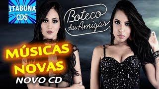 BOTECO DAS AMIGAS - NOVO CD 2018 - MÚSICAS NOVAS [CD PROMOCIONAL]