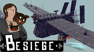 Besiege  - Sky Behemoth Survival!
