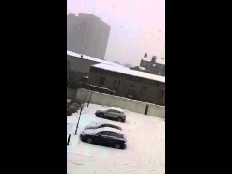 Aberdeen Snow Fall
