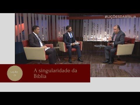 lição-01---a-singularidade-da-bíblia