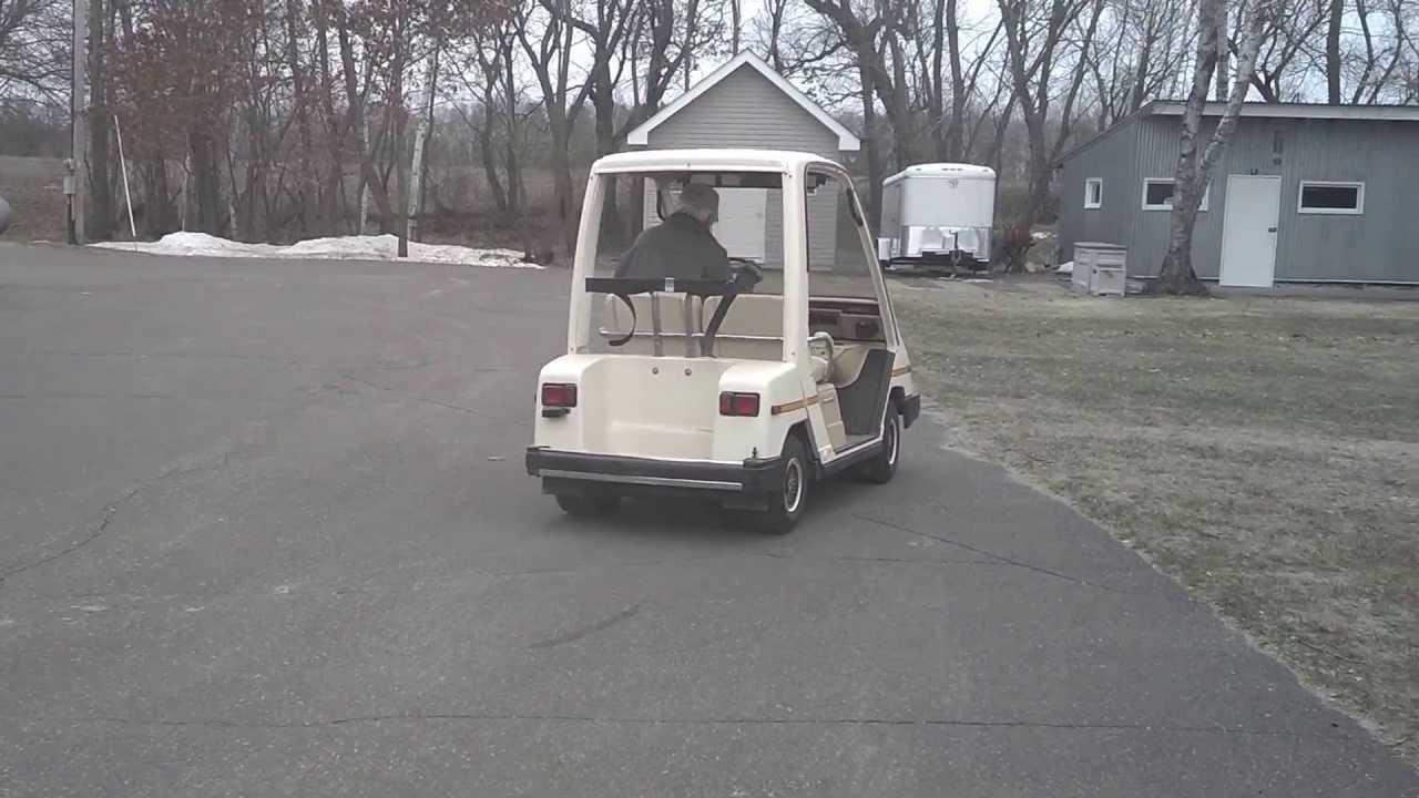 Yamaha Sun Classic Golf Cart