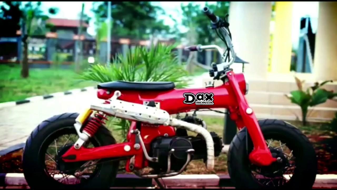 honda dax custom youtube
