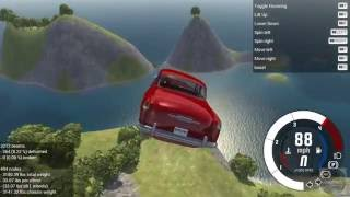 BeamNG Drive - Learn to Fly, SBR4 Spyder, Pigeon Sti-G, Miramar Wagon