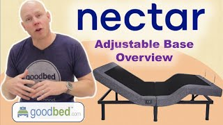 Nectar Adjustable Bed Frame Overview