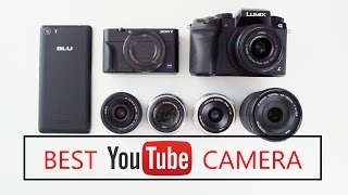 How to Choose the Best Camera for YouTube Videos Vlog - March 2016 - (Panasonic G7, Sony RX100 Mk3)