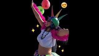 SÜSLÜ OLAN BERİ GELSİN !!! Unicorn kostümü. Yuppiiiii | Kid Videos |