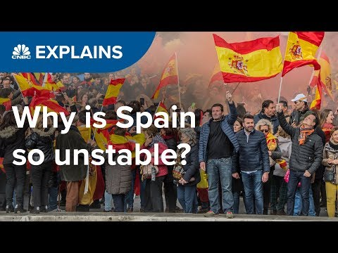 Why is Spain so unstable? | CNBC Explains