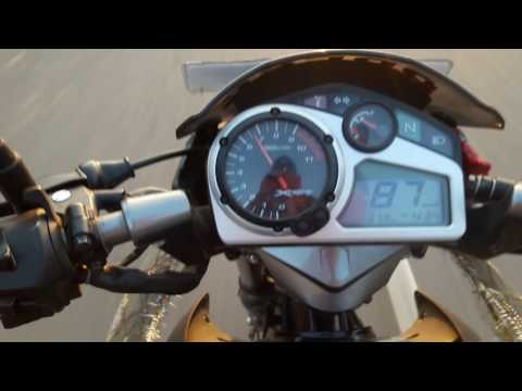 xtreme  sports top speed
