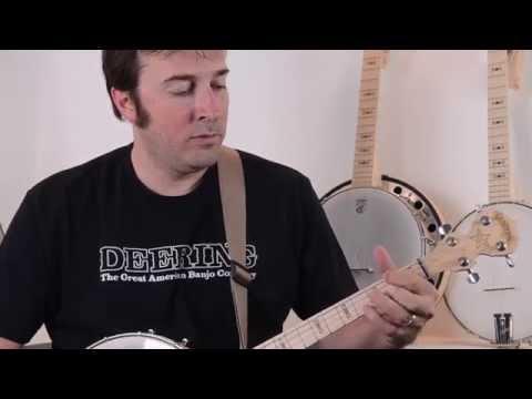 Goodtime Banjo Styles - 17-Fret Tenor Banjo