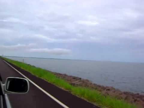 Camino entre San Cosme y Ayolas - Paraguay