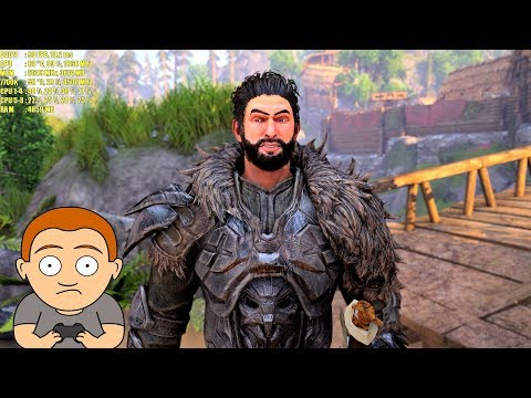 ELEX Pc Gameplay Maxed Out GTX 1080 TI 1440p Frame Rate Performance Test
