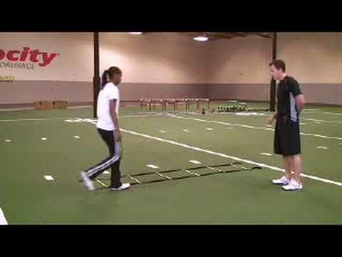 Defensive Ladder Drill - Velocity Sports Performance