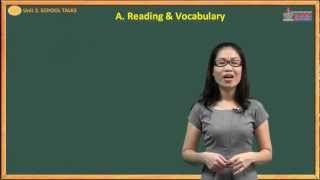 Tiếng anh lớp 10 - School Talks - Reading & Vocabulary