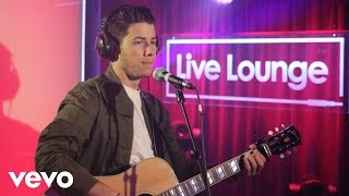 Nick Jonas - King (Years & Years cover in the Live Lounge)