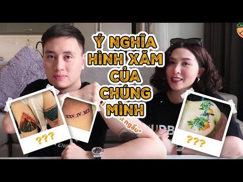 Đếm hình xăm và sẹo trên cơ thể chúng mình , Hình xăm ý nghĩa nhất Vlog 192