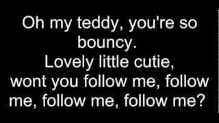 Psycho Teddy [ENGLISH VERSION - LYRICS]