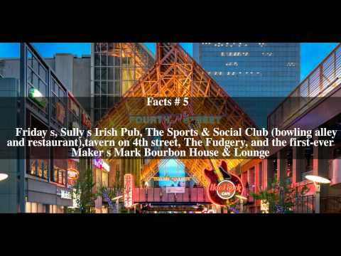 Fourth Street Live! Top # 8 Facts