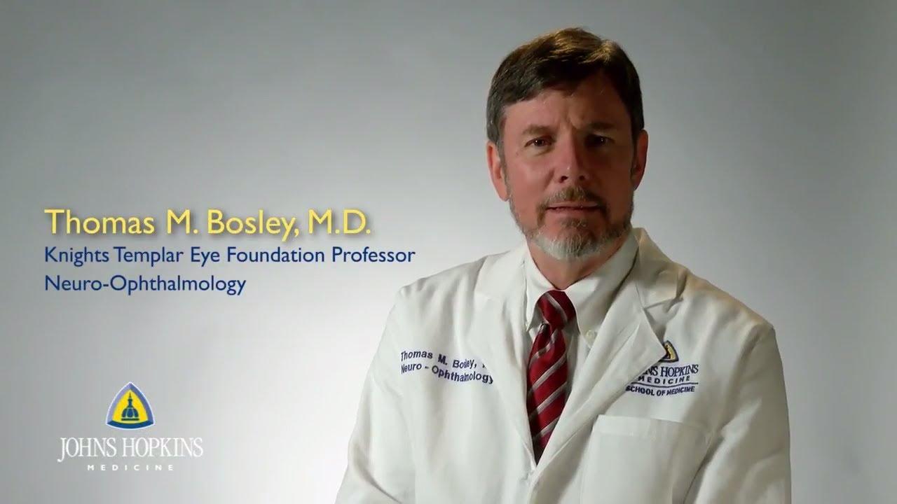 Dr  Thomas M  Bosley | Ophthalmology