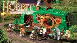 LEGO Хоббит: Неожиданное Путешествие (79003) Hobbit An Unexpected gathering на 15Toys.RU(Отправляйтесь на встречу приключениям вместе с Хоббитом Бильбо и его друзьями, Гендальфом и весёлыми Гнома..., 2013-09-23T17:48:17.000Z)