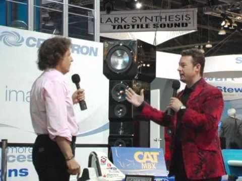 CAT founder Brian Barr explains their loudspeaker enginee...