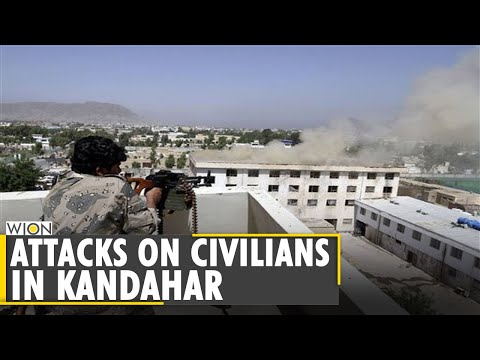 Around 33 people killed in Afghanistan's Kandahar province in targeted attacks | Taliban | WION