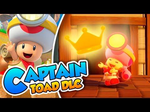 ¡Cazafantasmas! - #04 - Captain Toad DLC (Switch) Naishys y DSimphony