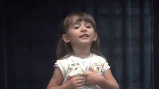 ВЛОГ: УРОК АКТЁРСКОГО МАСТЕРСТВА ДЛЯ ДЕТЕЙ/  Дочка на сцене