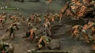 kingdom under fire II gameplay