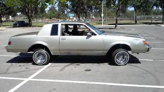 83 Buick Regal lowrider