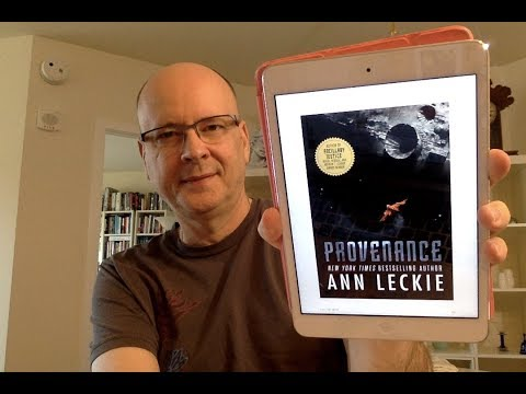 Provenance by Ann Leckie - Book Chat