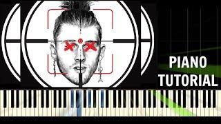 Eminem - killshot piano easy tutorial ...