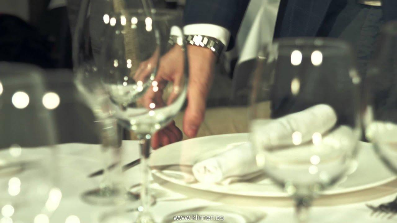 Tutorial c mo montar una mesa aprende el protocolo para for Como montar una mesa