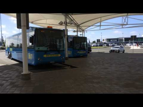 Auckland Airport to Down Town