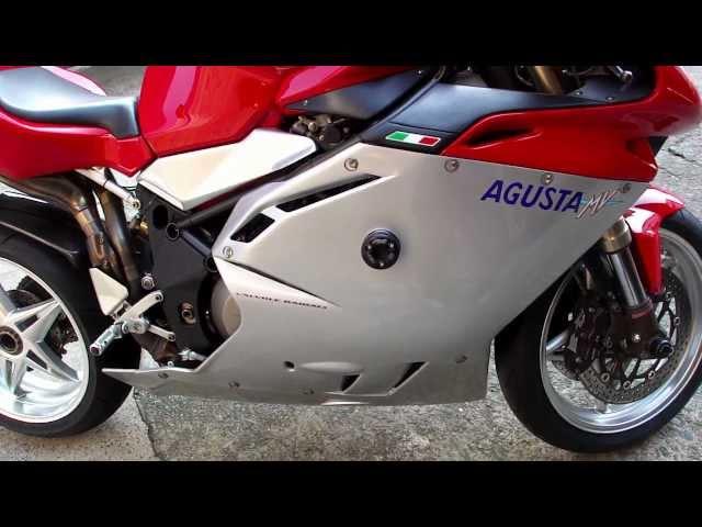 MV AGUSTA F4=1000S/イタリアの歓喜音