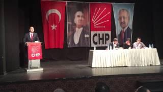 CHP İZMİR İL GENÇLİK KOLLARI  BAŞKANI SİNAN SARIKÜSE'NİN EFSANE KONUŞMASI....
