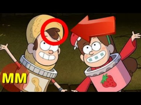 Gravity Falls Summerween Movie You Didnt Notice Gravity Falls Animated Movie