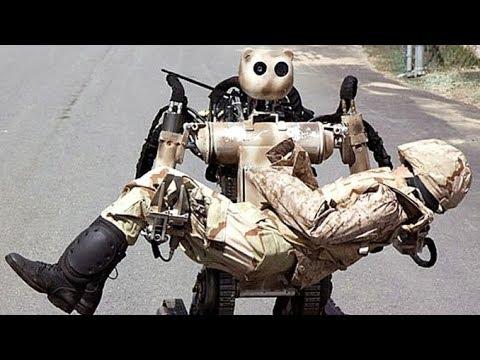 Military Robots (Future) (More Dangerous) (More Interesting)