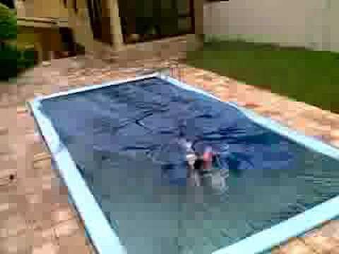 Vizinha na piscina bbb da vida real 5