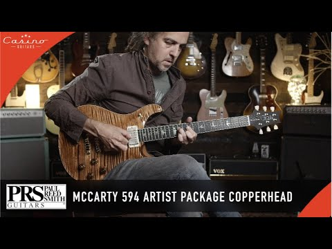 Download PRS McCarty 594 Artist Package Copperhead