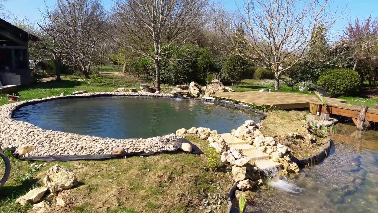 bassin de baignade n 8 mars 2017 youtube