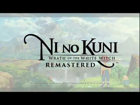 Ni no Kuni Wrath of the White Witch Remastered First 10 (ten) minutes gameplay |