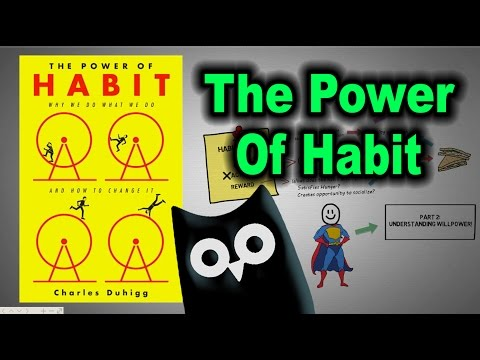 HOW TO QUIT SMOKING - The Power of Habit