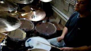 Tomoyasu Hotei - Battle without honor or humanity (drum cover)