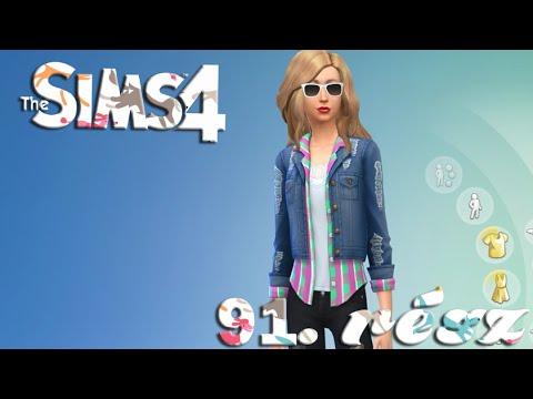 The Sims 4 - Sophia tini lett :)  - 91.rész