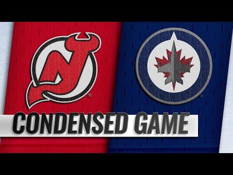 11/11/18 Condensed Game: Devils @ Jets