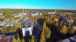 Alue-esittelyssä Linnainmaa-Leinola