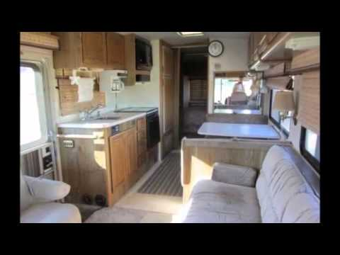 1991 Fleetwood Bounder Class A Motorhome In Hot Springs