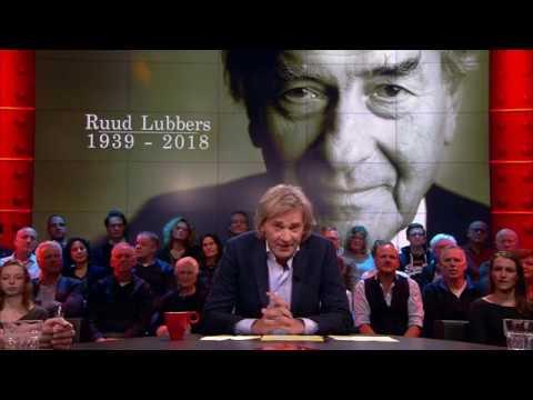 Thomas Blom en Misha Wessel over overlijden Ruud Lubbers